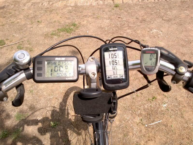 Mapas Ruteables para Bici FrecuenciaCardiaca