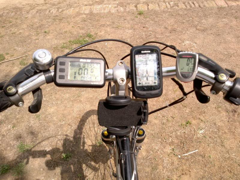 Mapas Ruteables para Bici Mapa