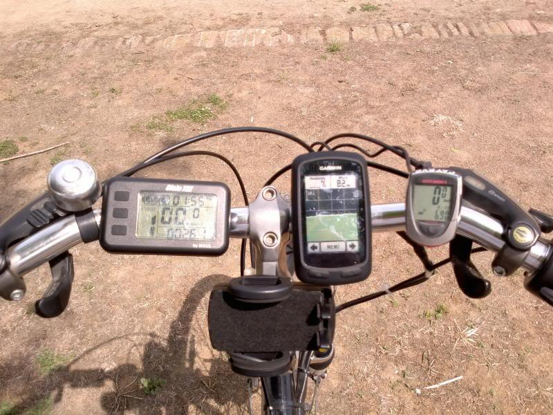 Mapas Ruteables para Bici Pendiente
