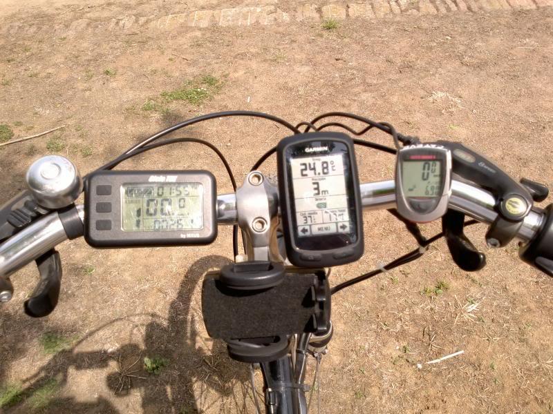 Mapas Ruteables para Bici Precision