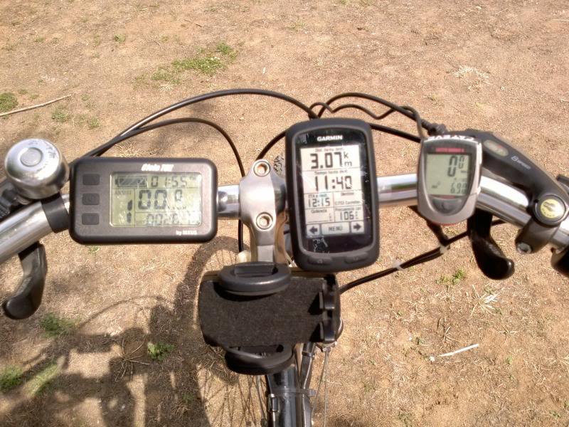 Mapas Ruteables para Bici Principal