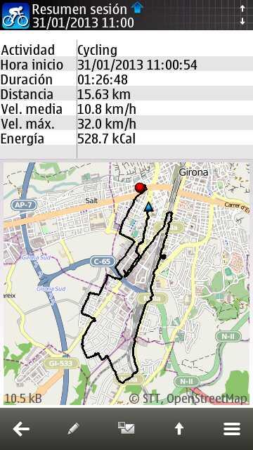 GPS - ENDOMONDO Scr000001