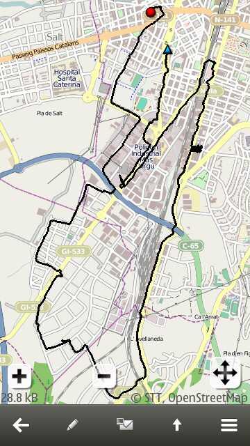 GPS - ENDOMONDO Scr000003