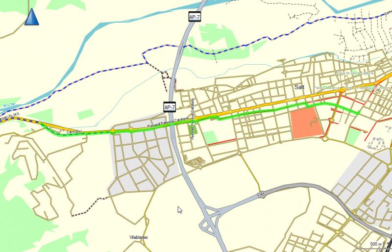 Mapas Ruteables para Bici TodoTrack