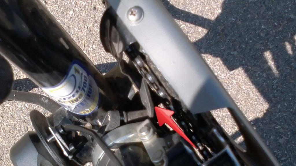 Pérdida de garantía de la bici UntildeaCadenaantisaltos