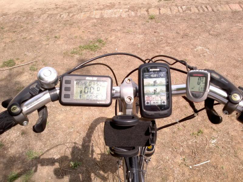 Mapas Ruteables para Bici VirtualPartner