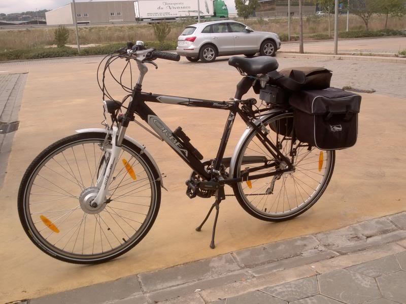 Dudas y recomendación de kit para bici de ciudad Vistageneral