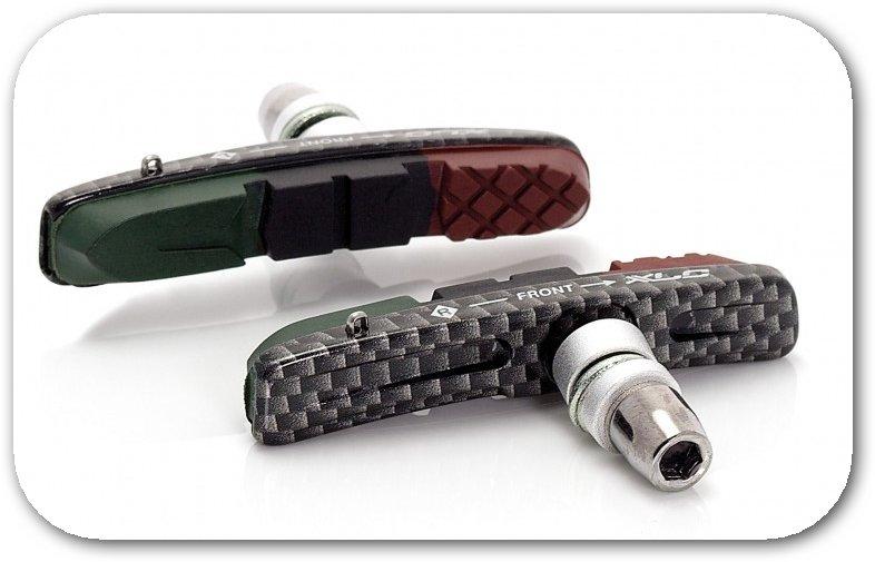 Alta Frenada zapatas XLC BS-V10 Cartridge  ZapatasXLCBS-V10V010