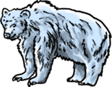 BluuWynter Beargrayscale