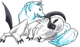 BluuWynter Absol_pokemon_pose_for_sale_for_wolfhome_by_bluuwynter-d54z0ll_zpsfba11958
