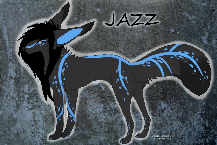 Bluu's Character Family (New! ok I am always getting New ones...) Jazzferalref_zps1b3df806