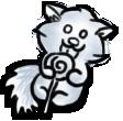 BluuWynter LollypopwolfLOOSEPIXELSFIXED