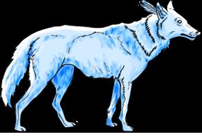 BluuWynter Packwolf
