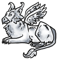 BluuWynter Griffingrayscale
