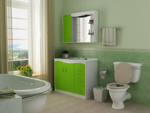 Banheiro Banheiro-simples-e-bonito-com-banheira