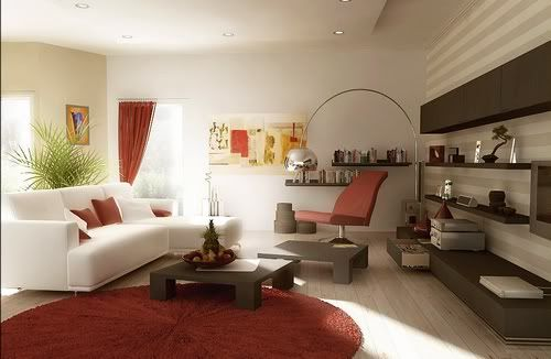 Sala de Estar Sala-de-estar-decoracao