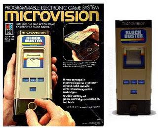 1979 Milton Bradley Microvison MiltonBradleyMicrovision