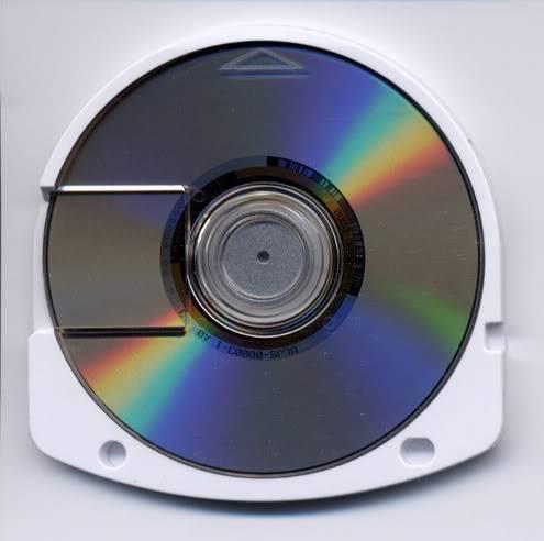 2004 PSP (PlayStation Portable) UMD