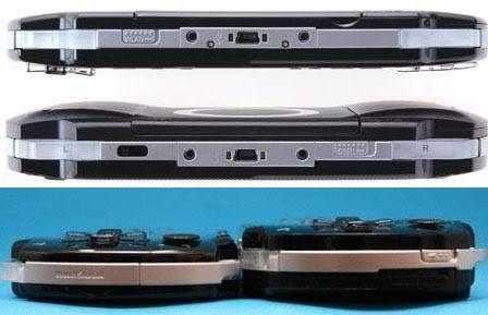 2004 PSP (PlayStation Portable) Comparacion-psp