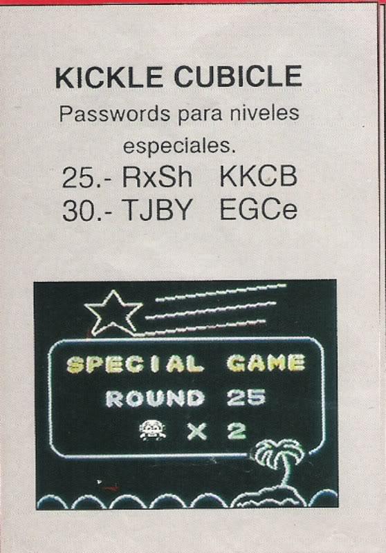 KICKLE CUBICLE NES Kicklecubicleee