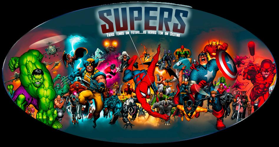 Supers RPG