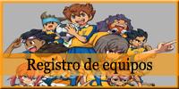 Registro de Equipos