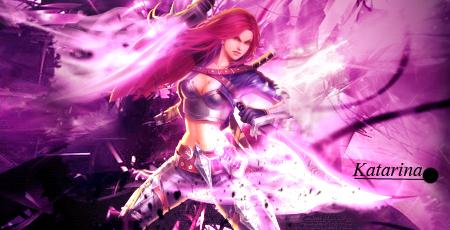 Taller del Dragón~ Katarina