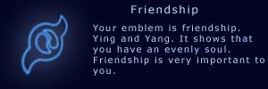 ¿Qué emblema te representa mejor? 1471_Friendship
