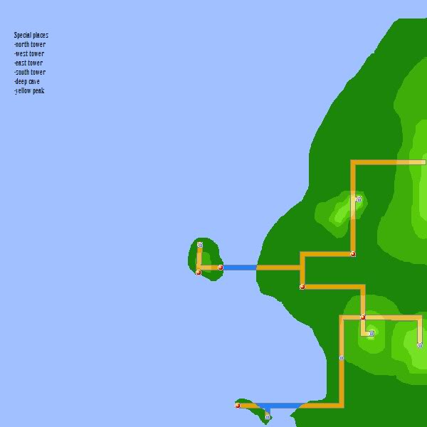 fakemon maps Map1