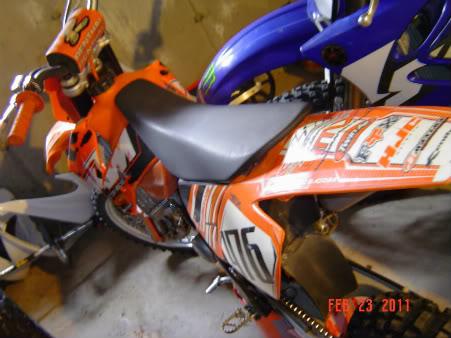 Dirt Bike OTM contest 001-1