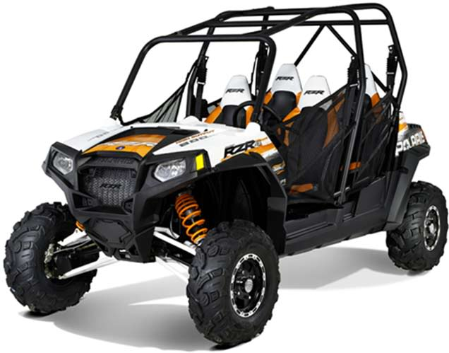 2012 rzr 4 800 Robby Gordon Edition 2012RZR4EPS800_RG_DETAIL