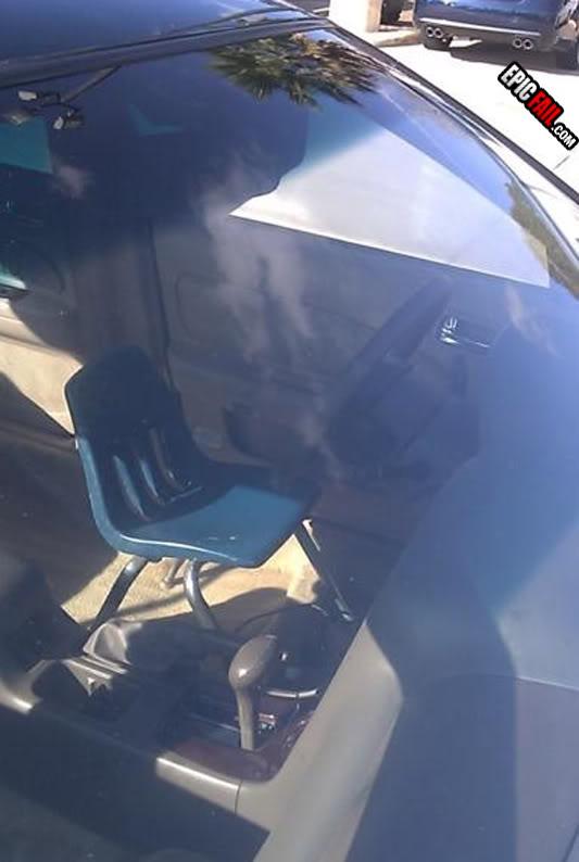 Random Picture Thread Drivers-seat-fail