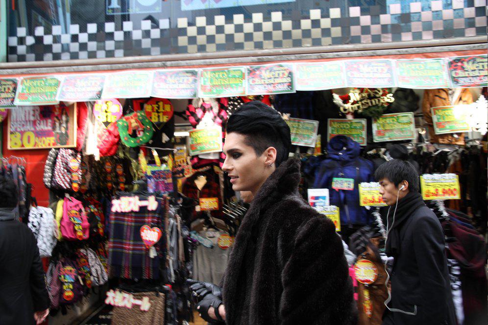 Tokio Hotel in Japan 01