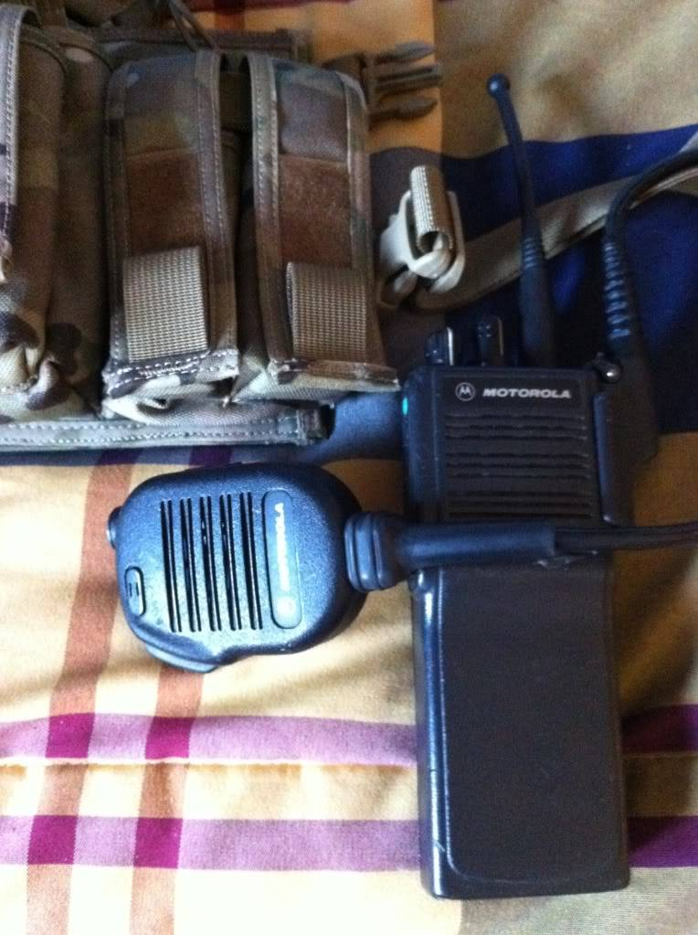 [REVIEW]OPS CHEST Radio
