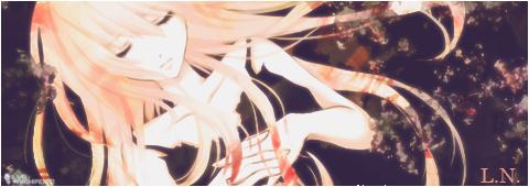 Fans Fanáticos ~ Animes/Mangás e Games  - Página 2 SignLuka
