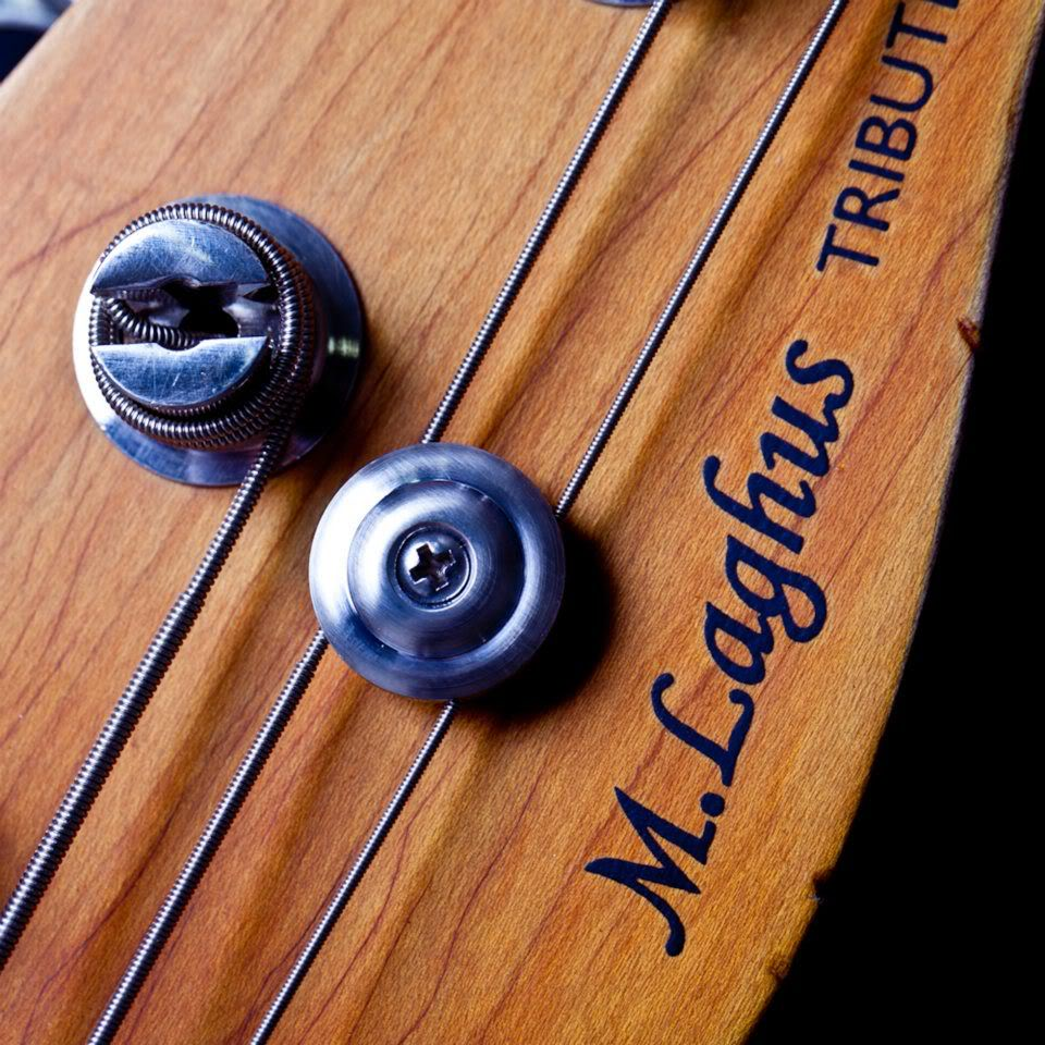 M. Laghus Tribute Relic - Review - Novo Video 9
