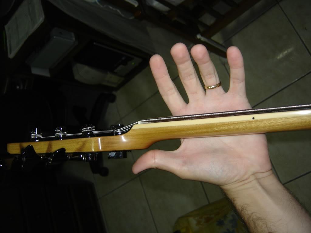 Jazz Bass 5 cordas Custom - S. Martyn DSC02422