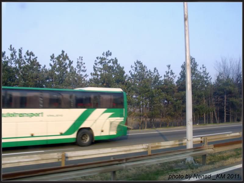 Neuspele slike autobusa AutotransportKV