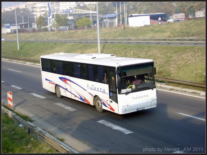 Lasta prigradski saobraćaj LastaBG8221