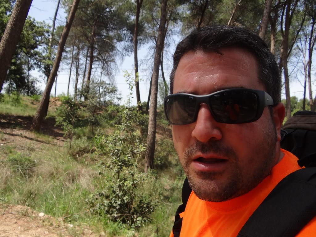 Segunda   Jornada Iniciación al Rastreo en Cataluña DSC01300