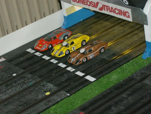 Campionato Classic 2010/2011 Gara 10 1-batteria-2