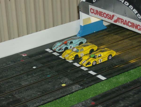 Campionato Classic 2010/2011 Gara 9 1batteria
