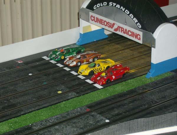 Campionato Classic 2010/2011 Gara 9 4batteria