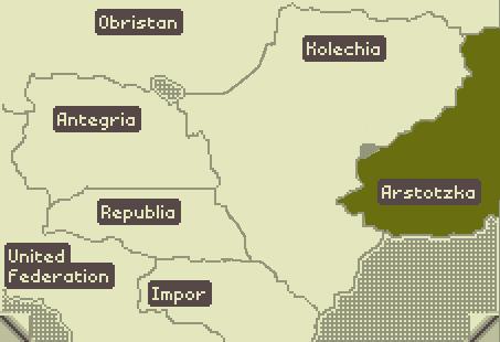 Présentation d'Arstotzka Arstotzka_on_map
