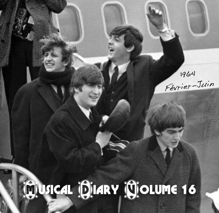 Petit cadeau-Musical Diary Vol.16 MD-16