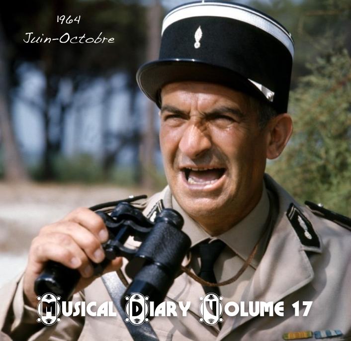 Petit cadeau-Musical Diary Vol.17 MD-17