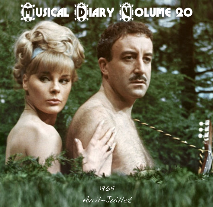 Petit cadeau-Musical Diary Vol.20 MD-20