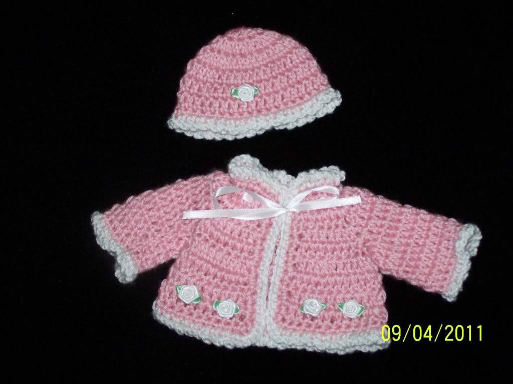 "Look what you can buy for under $10 for 10""chest/14"" preemie 001-1"