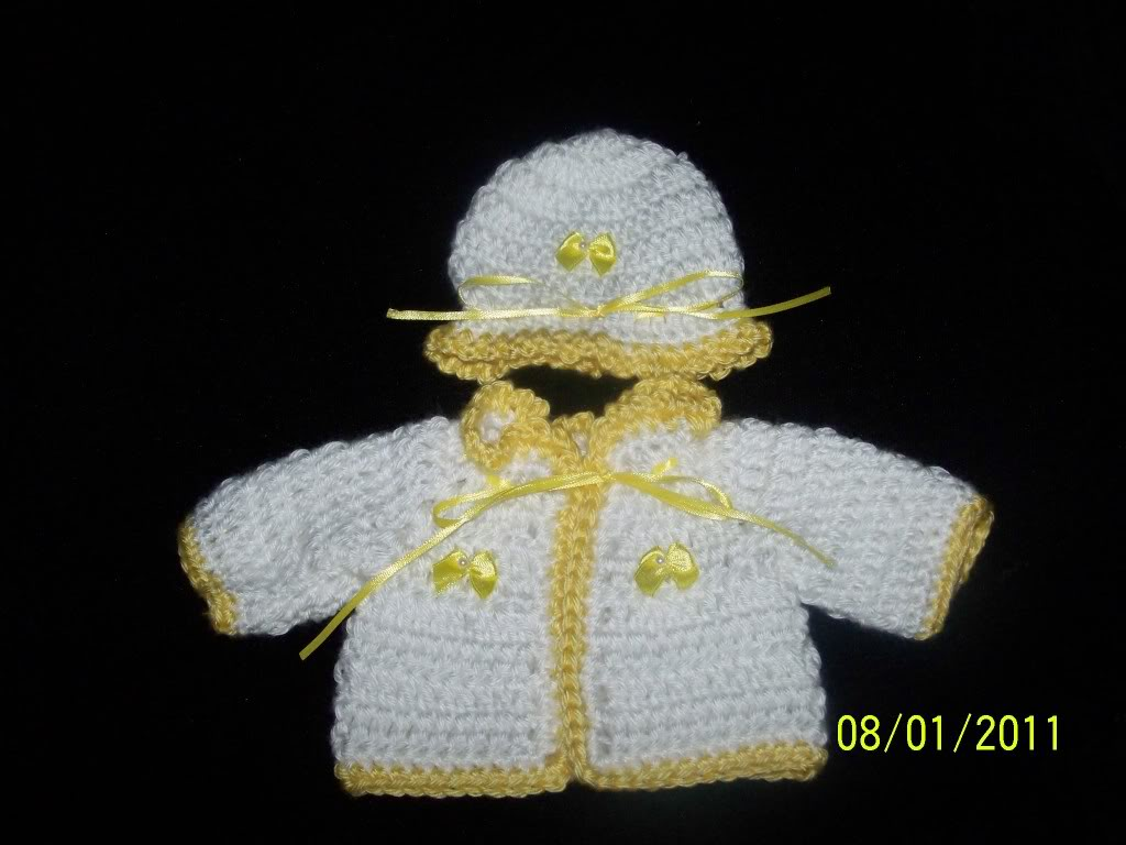 "Look for under $10 for 12""chest/15""/17"" preemie 002-2"