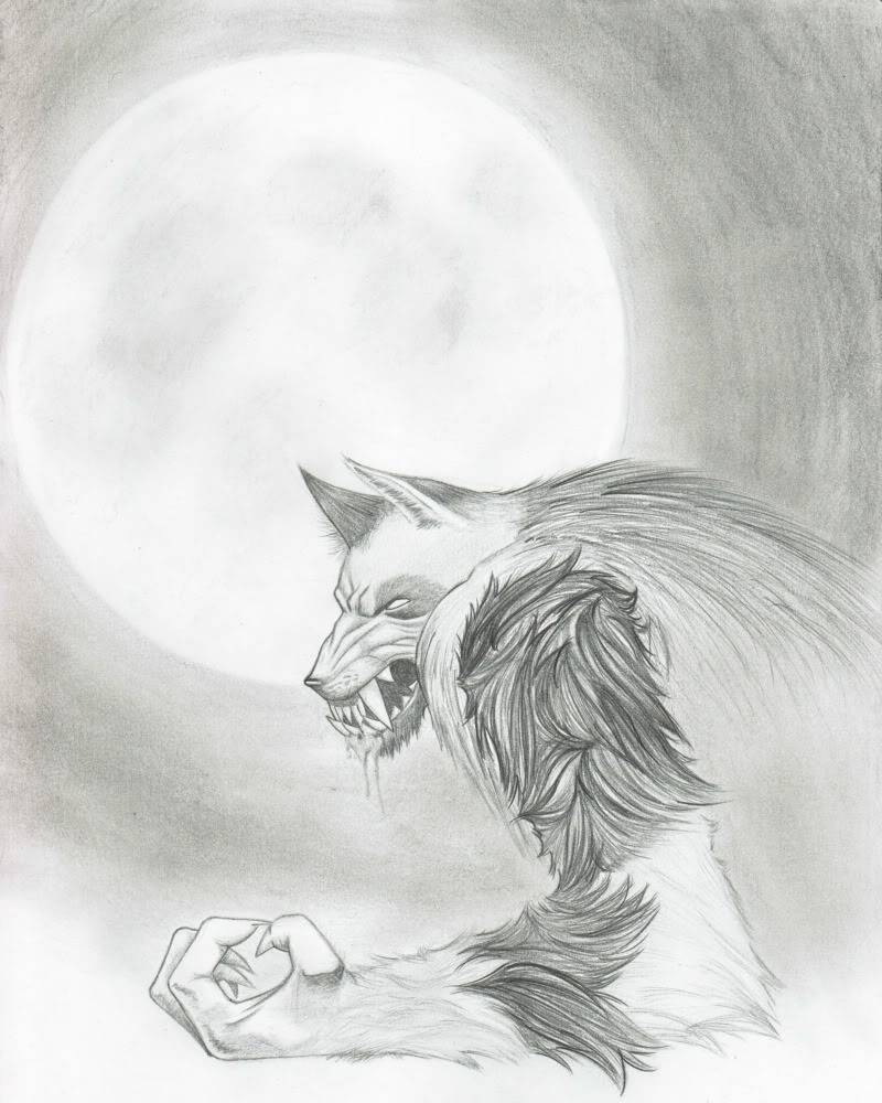 ~Concurso de Halloween~ [Votación Abierta] Hombrelobo01